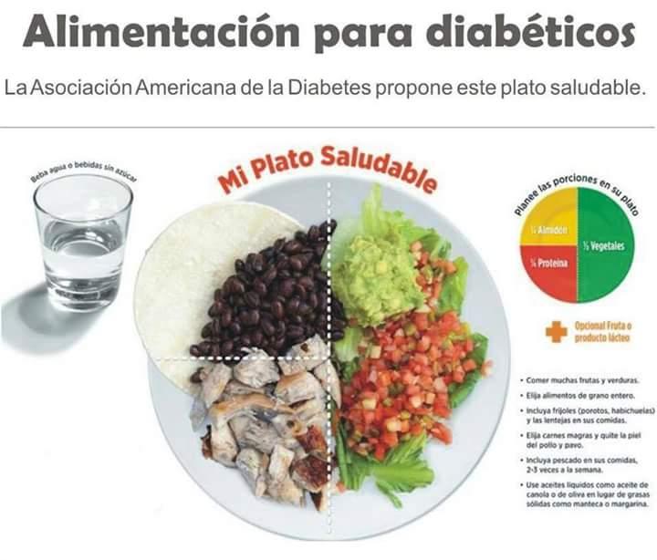 comidas divertidas para niños con diabetes